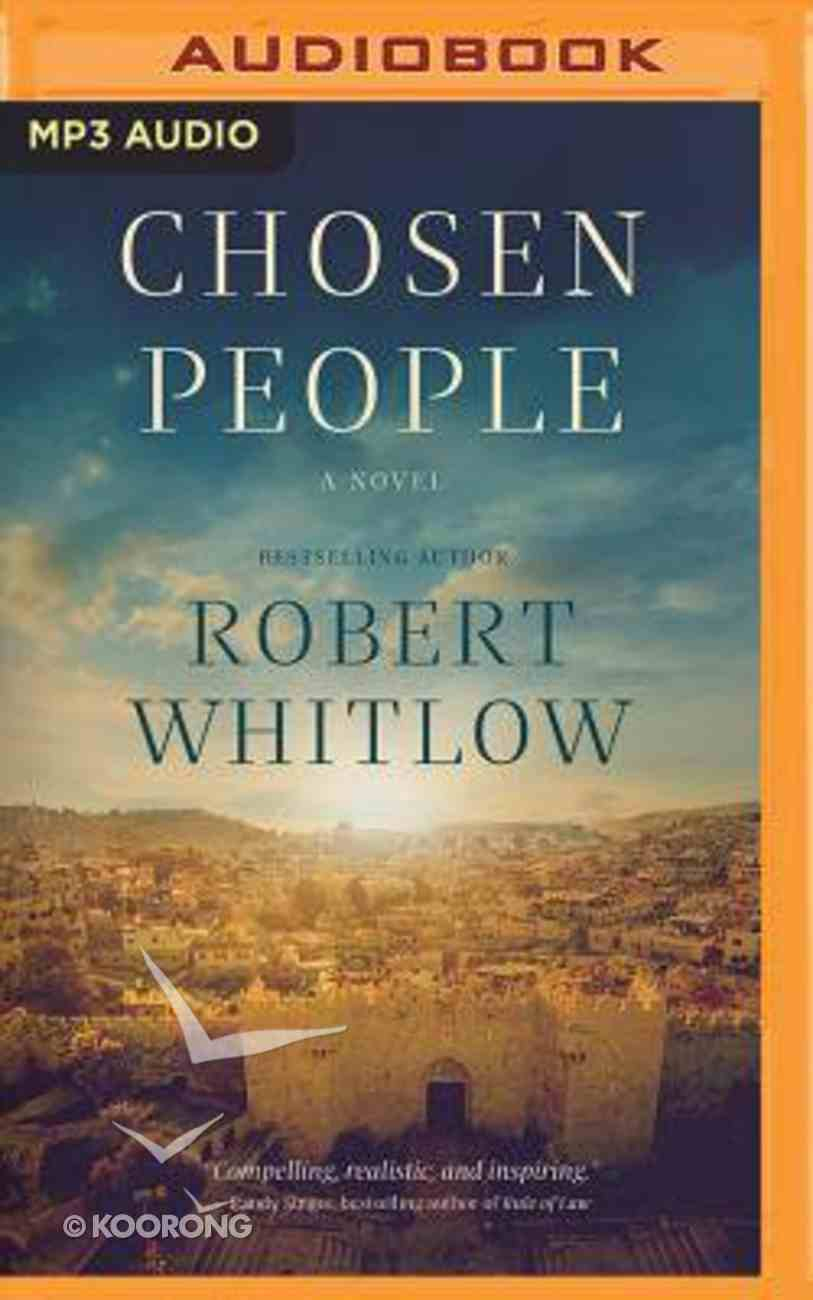 Chosen People (Unabridged, MP3) (A Chosen People Series) CD