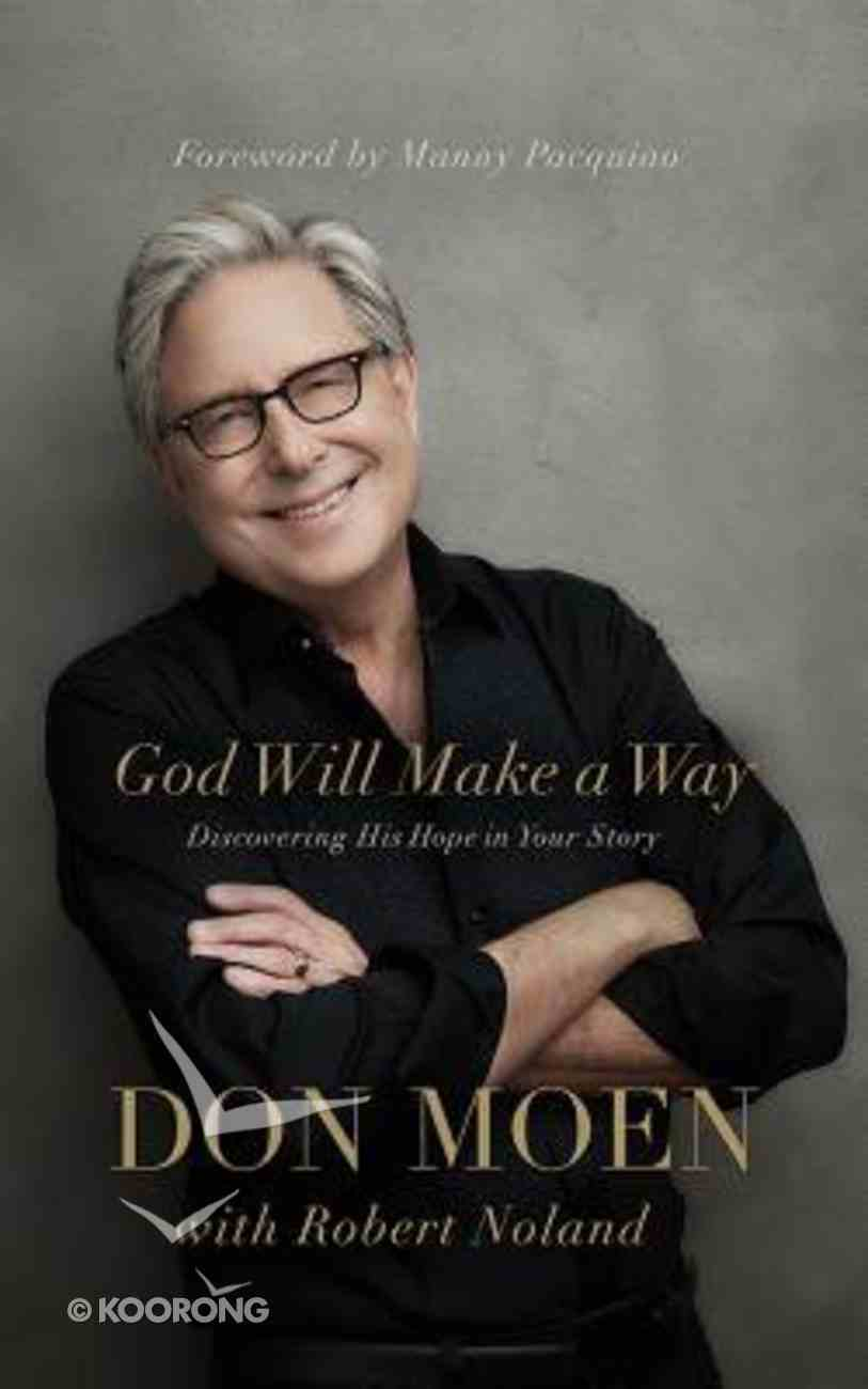 God Will Make a Way: Discovering His Hope in Your Story (Unabridged, 5 Cds) CD