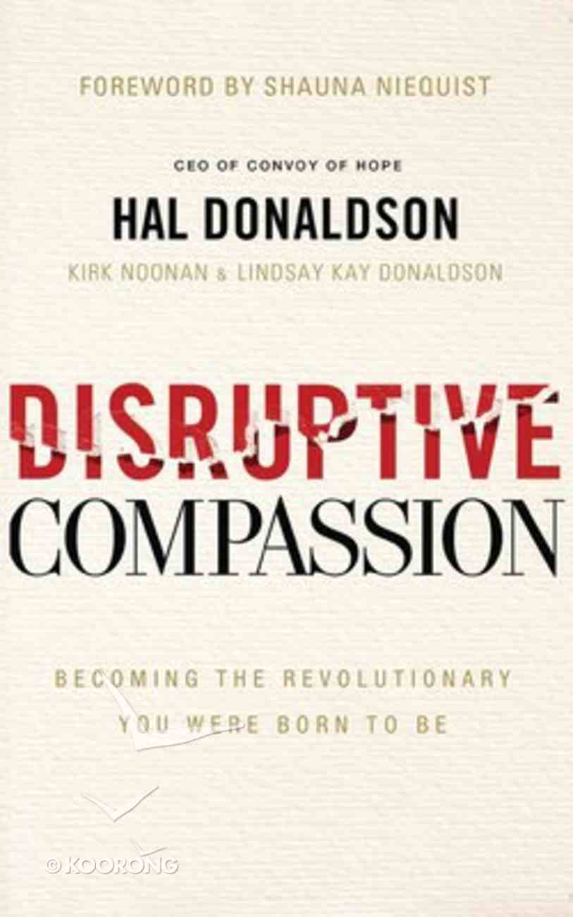 Disruptive Compassion: Becoming the Revolutionary You Were Born to Be (Unabridged, 7 Cds) CD