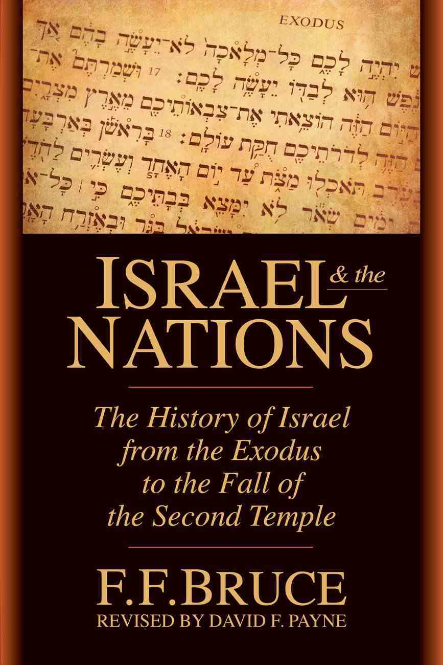 Israel & the Nations Paperback