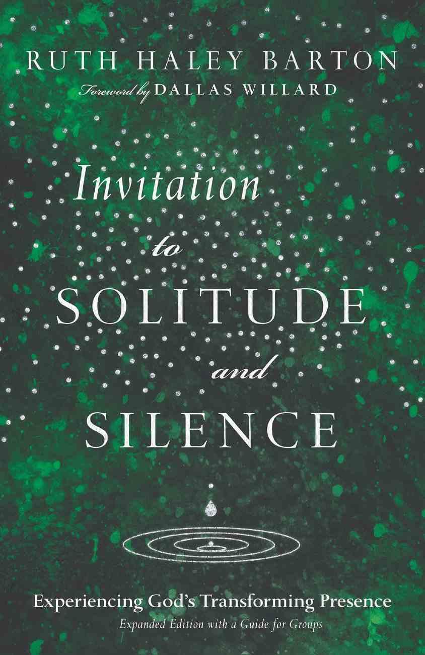 Invitation to Solitude and Silence Hardback