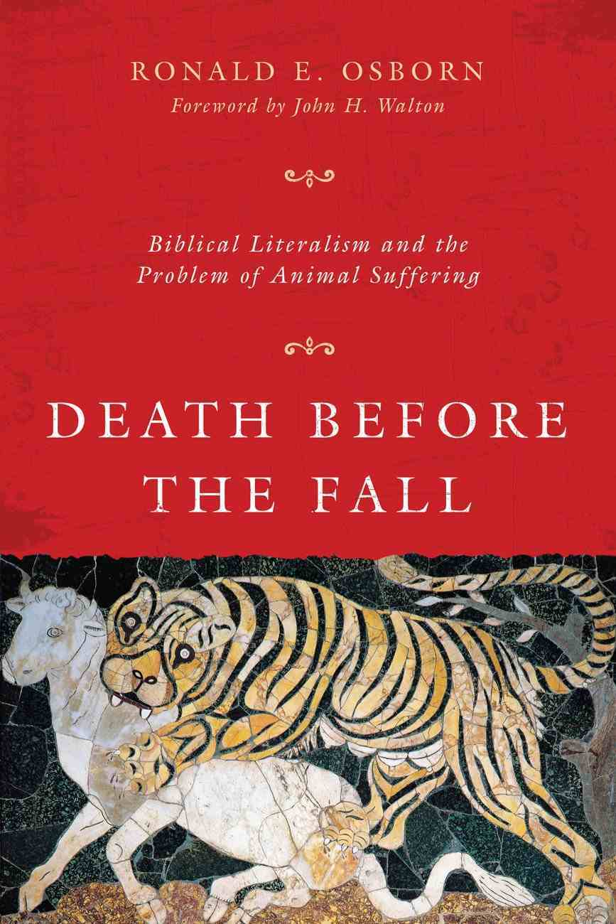 Death Before the Fall Paperback