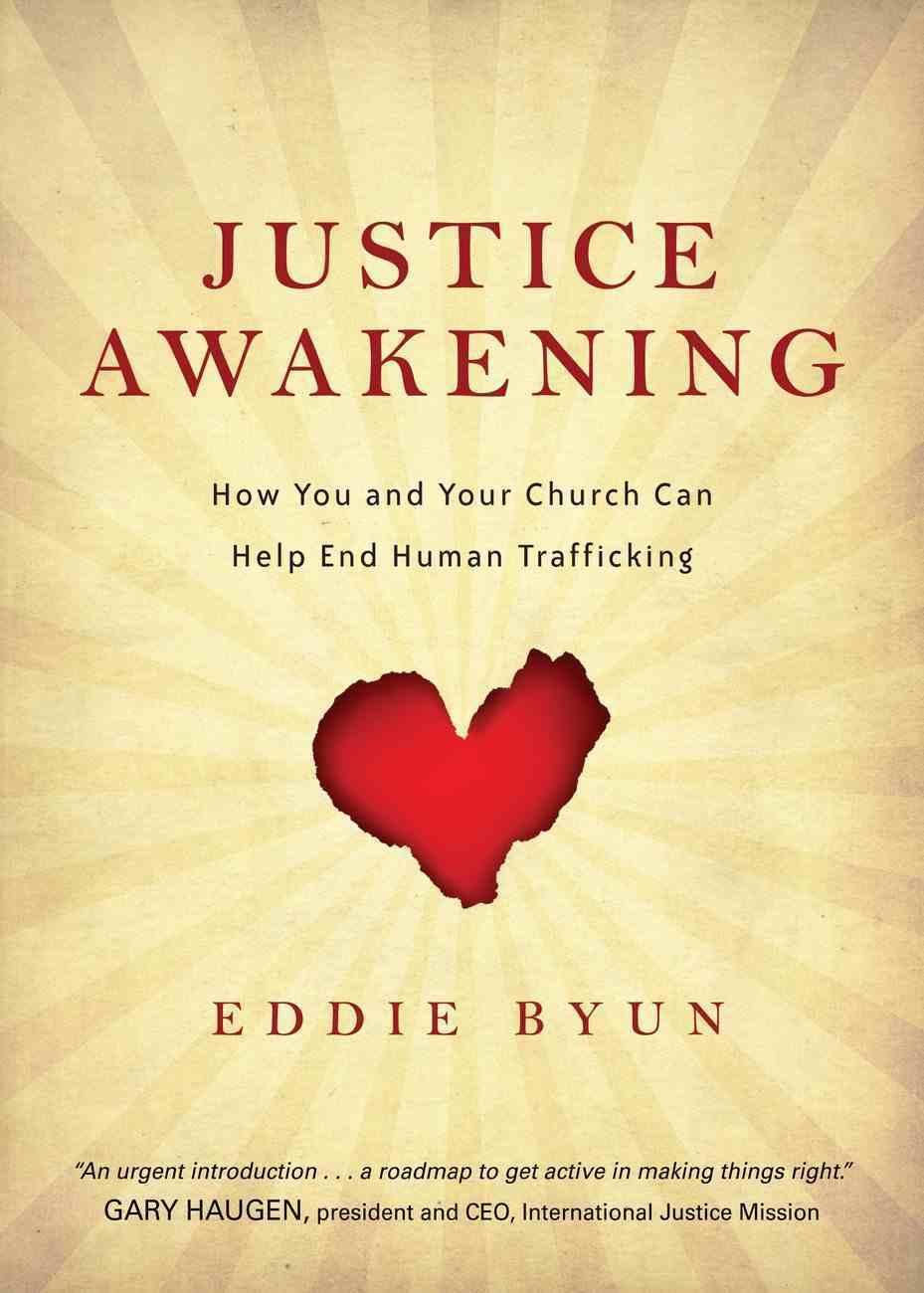 Justice Awakening Paperback