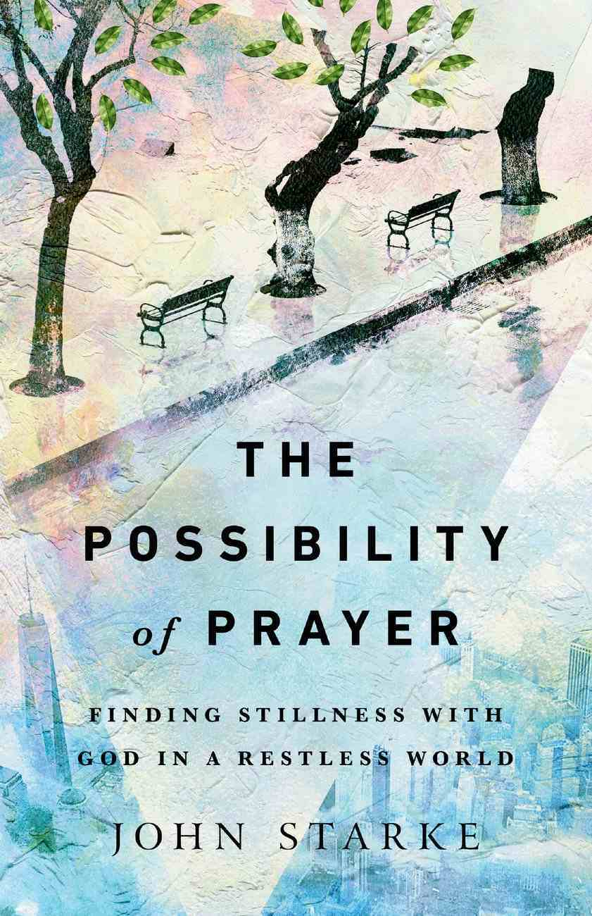 The Possibility of Prayer: Finding Stillness With God in a Restless World Paperback