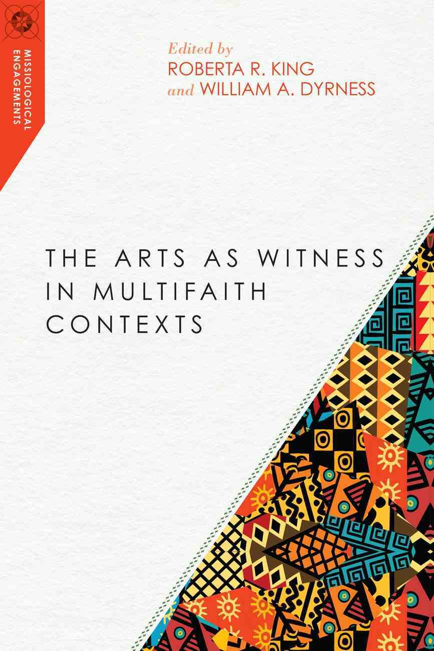 The Arts as Witness in Multifaith Contexts Paperback