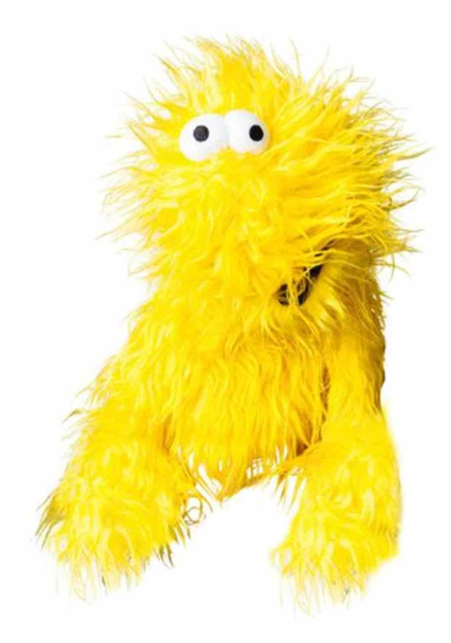 Little Nudge - Colin's Puppet Pal Soft Goods