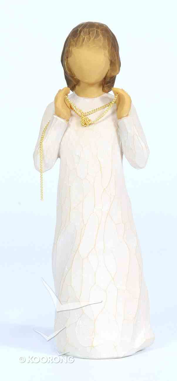Willow Tree Figurine: Truly Golden Homeware