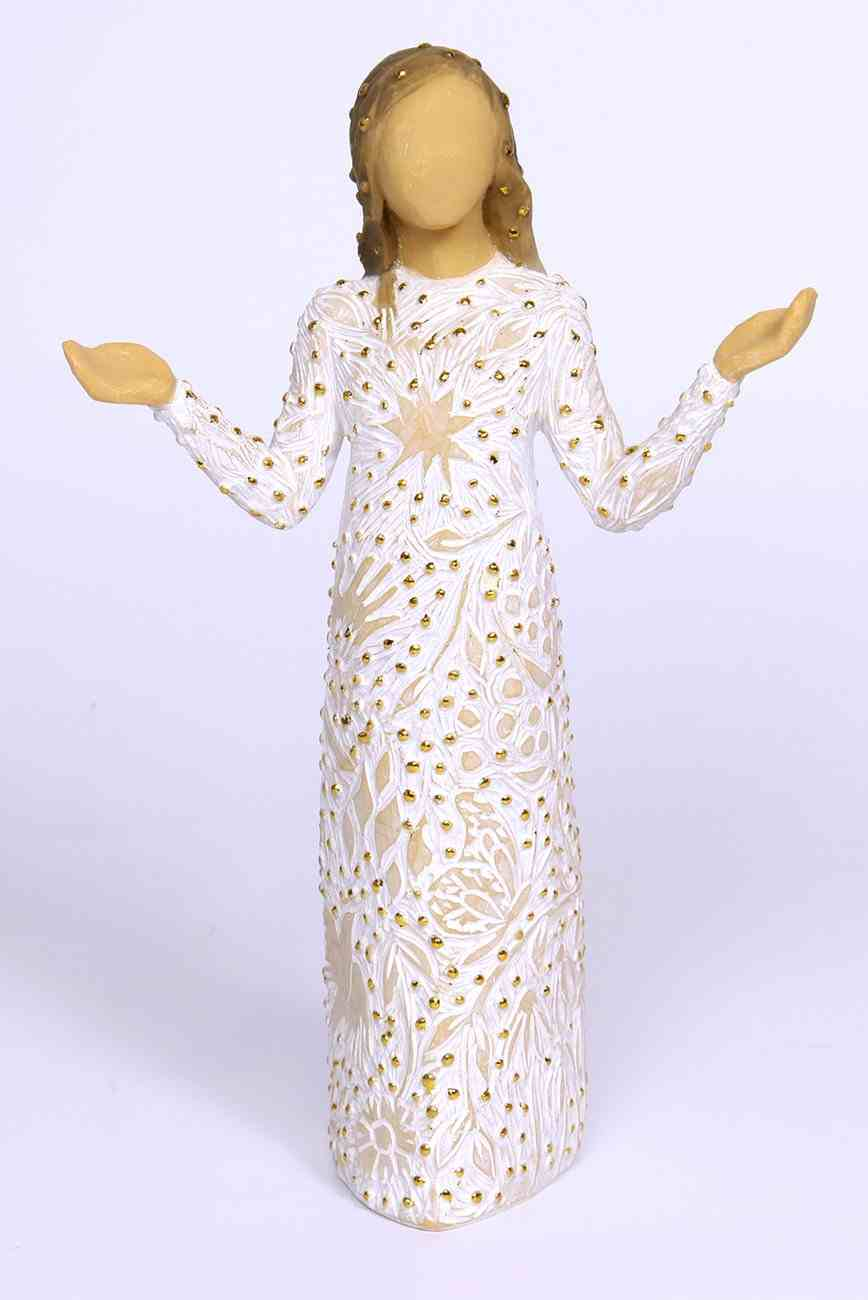 Willow Tree Figurine: Everyday Blessings, May You Be Blessed With Beauty and Wonder Everyday Homeware