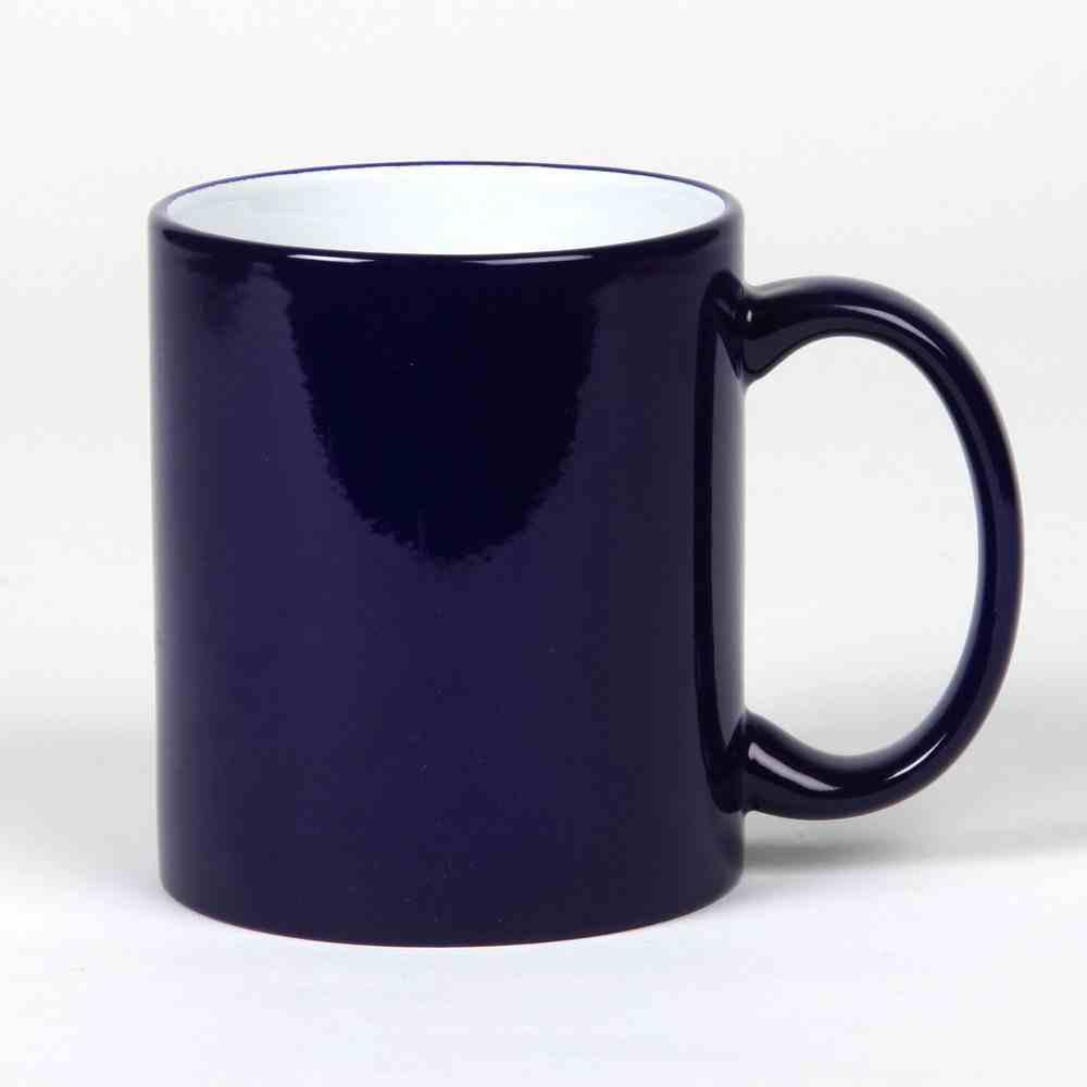 Ceramic Mug: Dark Blue, 325 ML Homeware