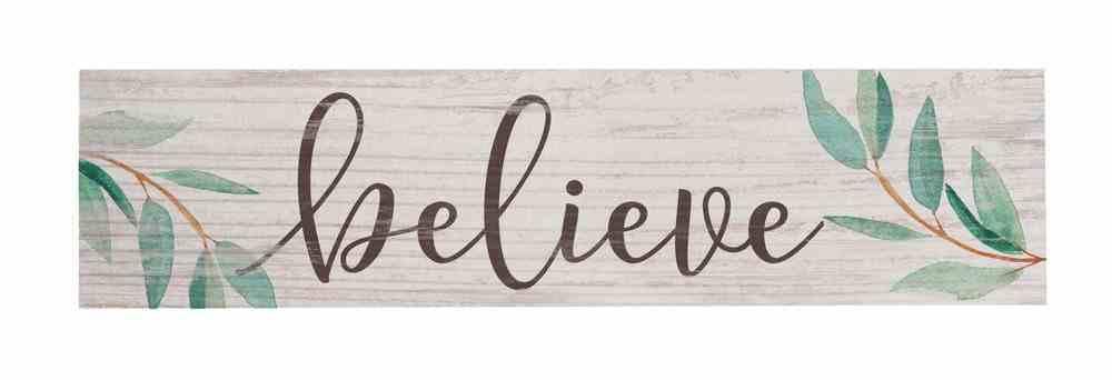 Magnet: Believe, Leaves Novelty