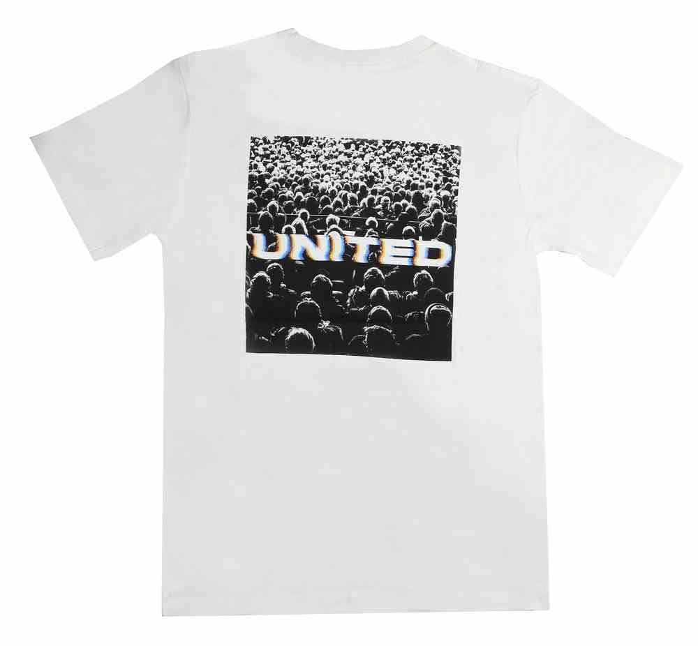 T-Shirt: People United Small White Soft Goods