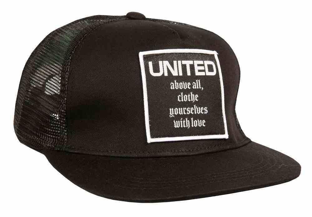 United Hat: One Size Black Soft Goods
