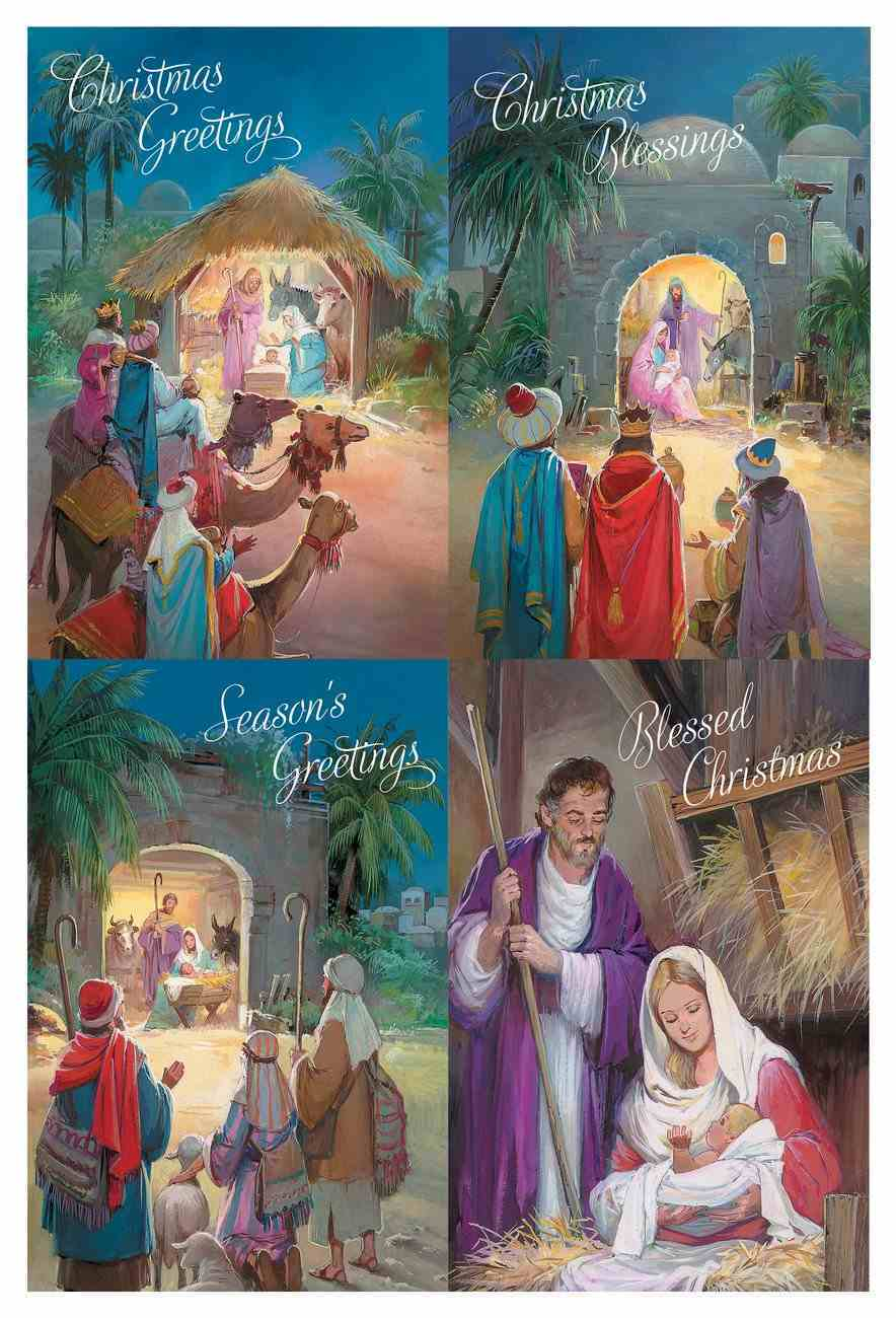 Christmas Card (Value Pack D) Cards