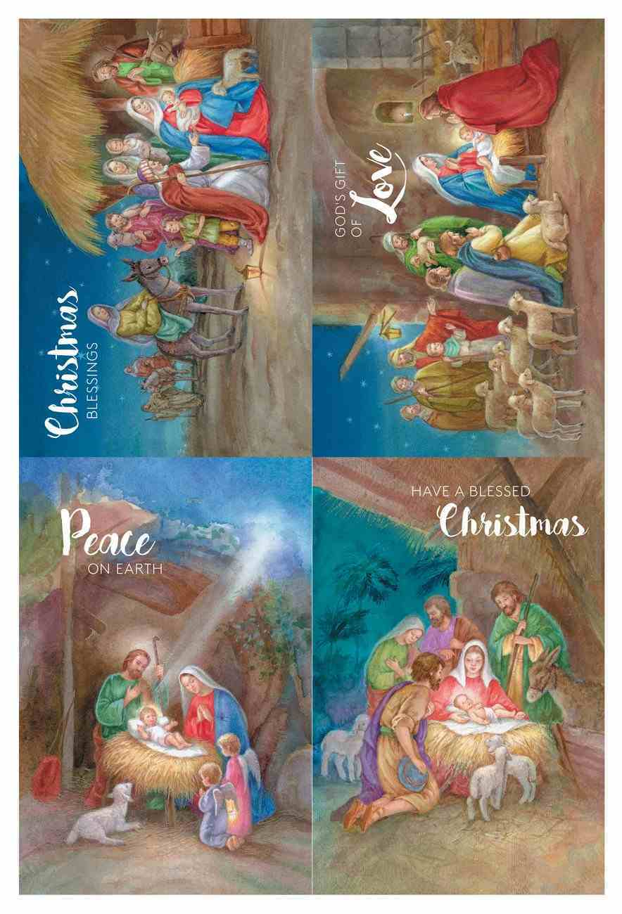 Christmas Card (Value Pack E) Cards