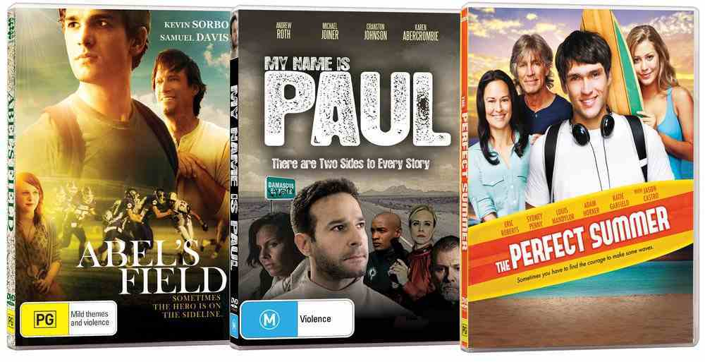 Movie Triple Pack #05 (Abel's Field/my Name Is Paul/the Perfect Summer) DVD