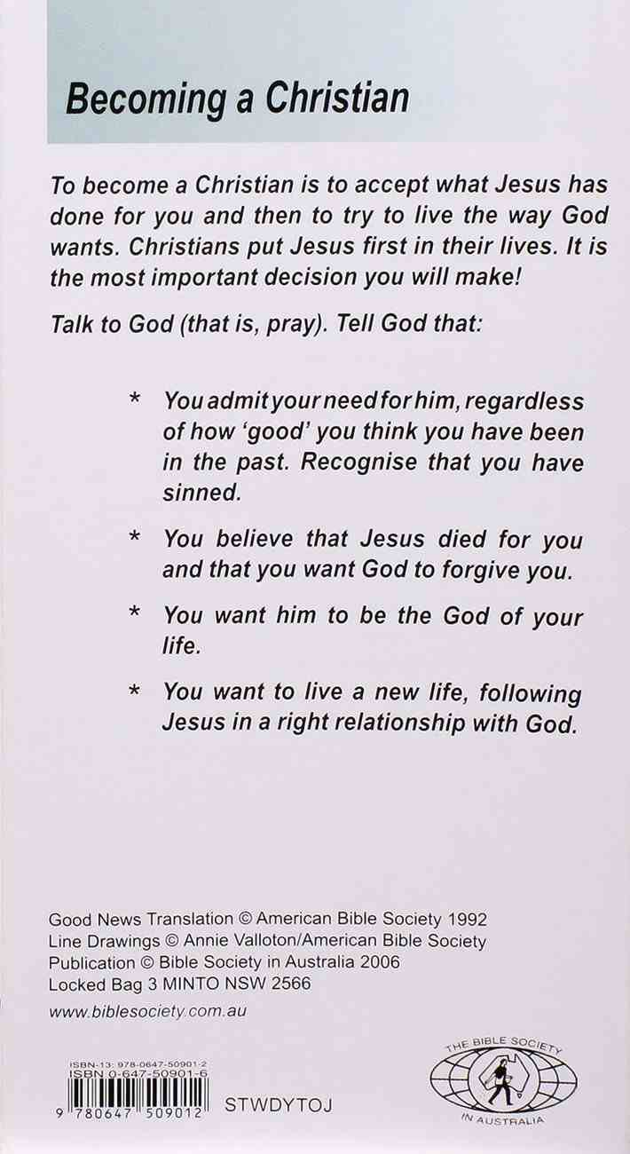 What Do You Think of Jesus? (25 Pack) Booklet