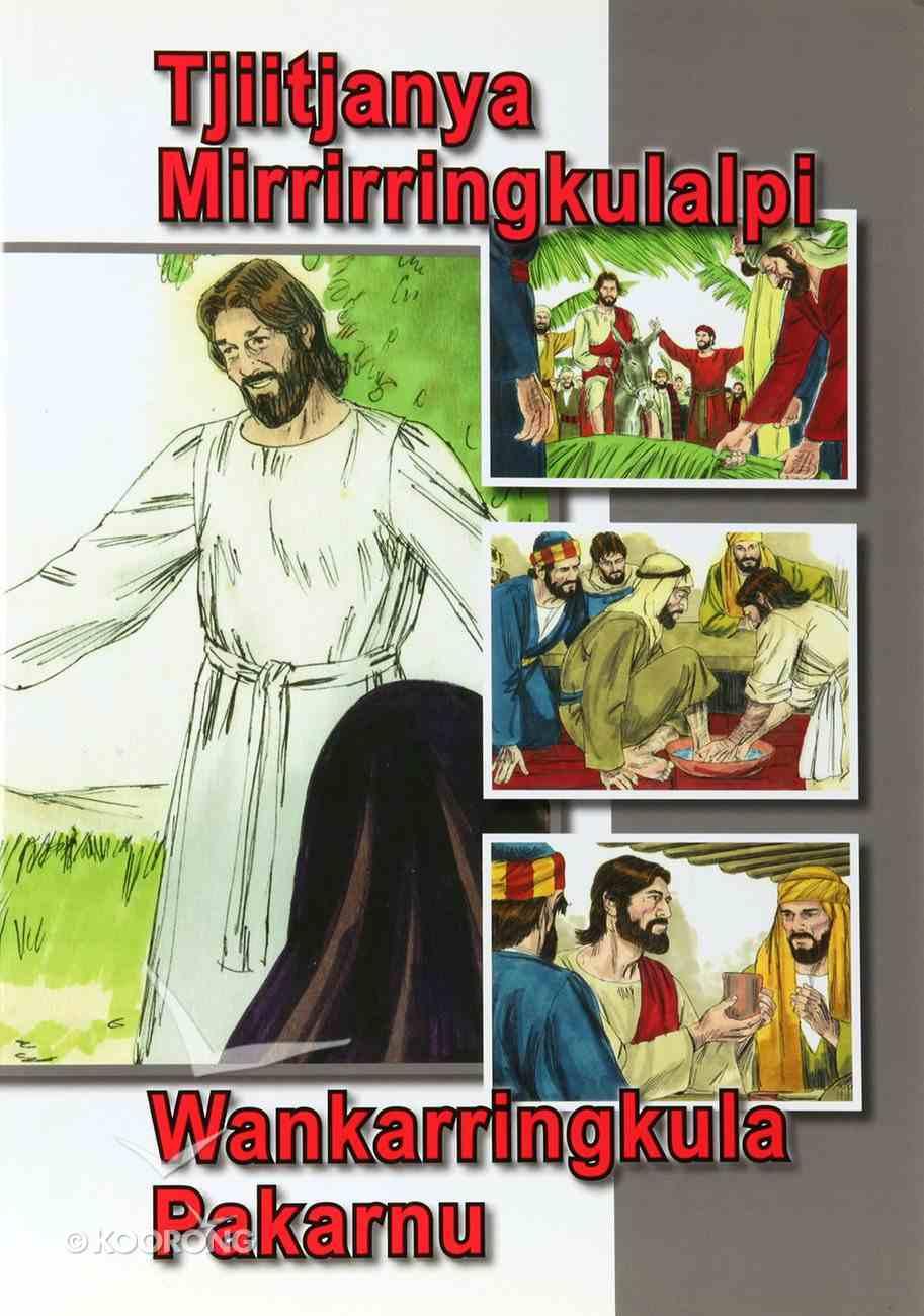 Jesus Died & Rose Again Easter Activity Book (Ngaanyatjarra) Booklet