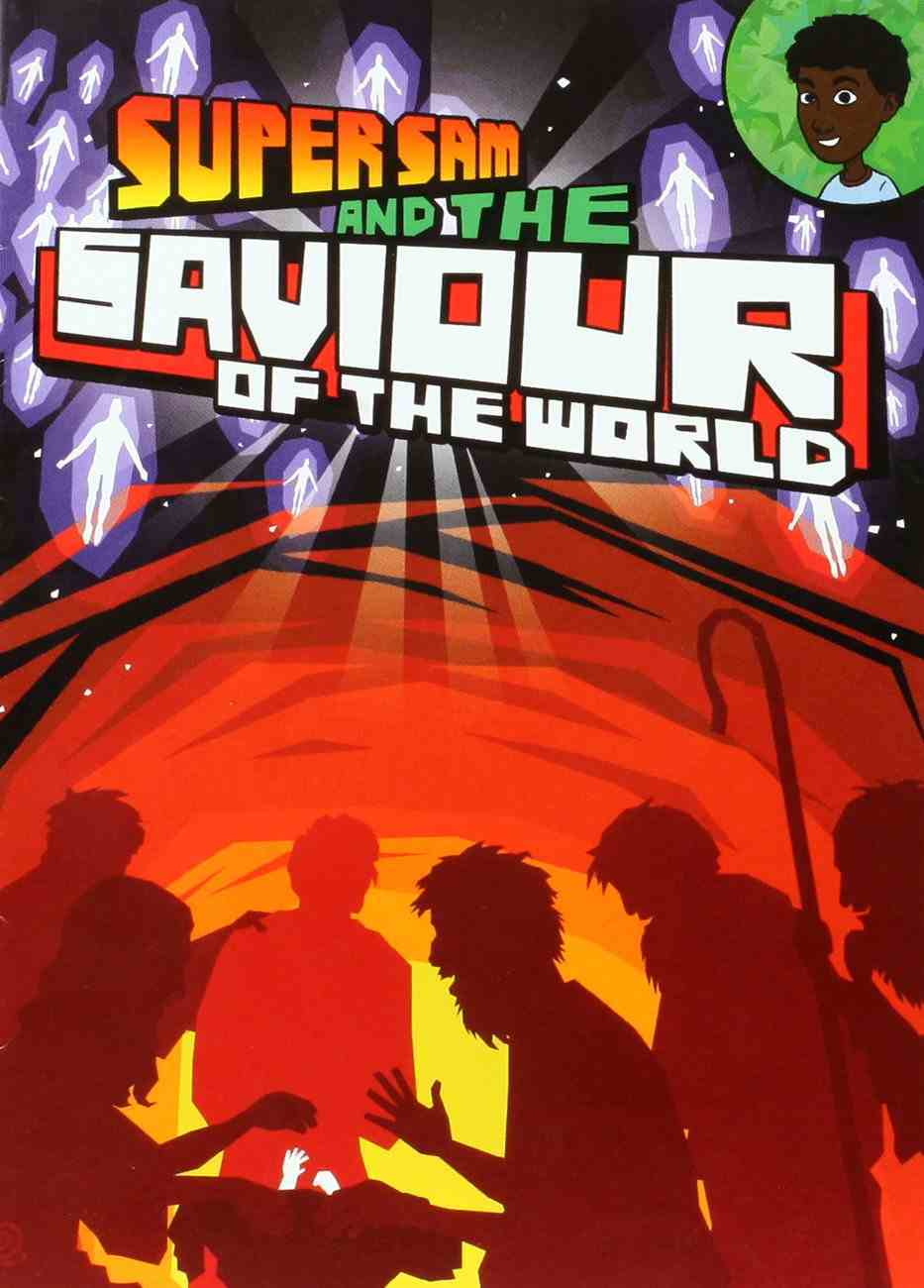 Super Sam and the Saviour of the World (Cev) Booklet