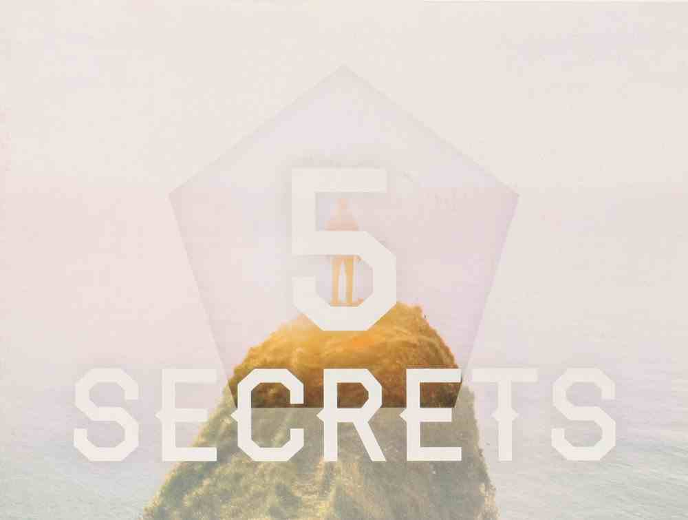 5 Secrets - 5 Things God Says About You Booklet