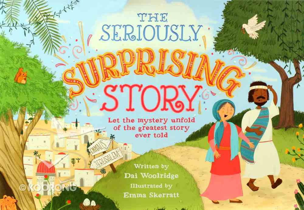 The Seriously Surprising Story Paperback