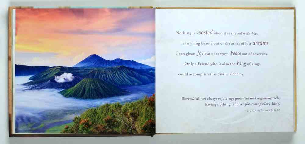 Peace in His Presence: Favorite Quotations From Jesus Calling Hardback