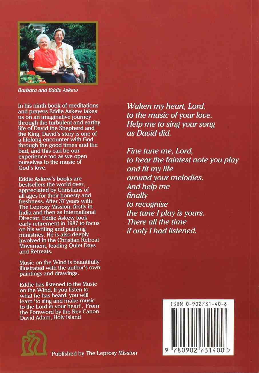 Music on the Wind: Meditations and Prayers Based on the Life of David Paperback