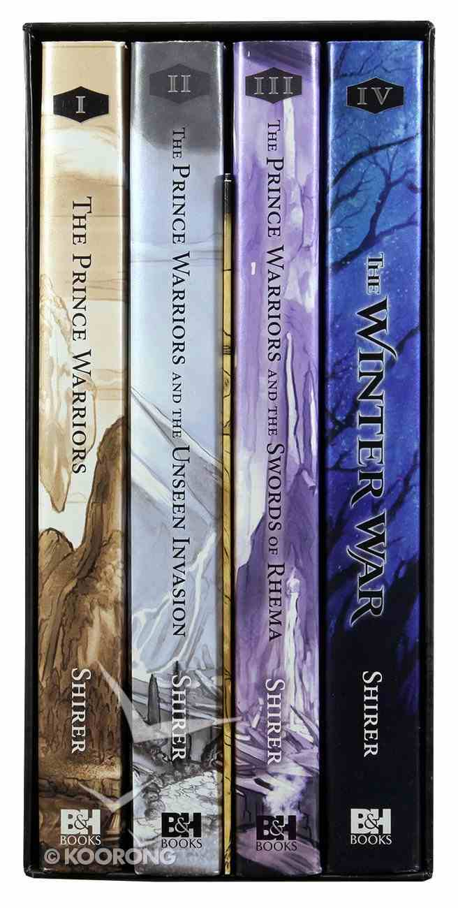 The Prince Warriors Deluxe Box Set (The Prince Warriors Series) Box