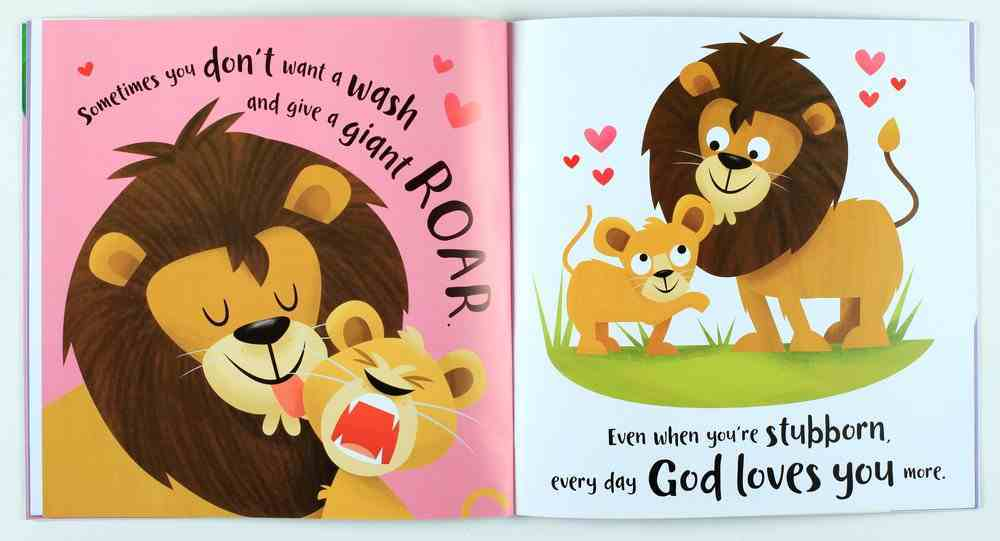 God Loves You Just the Way You Are! Paperback