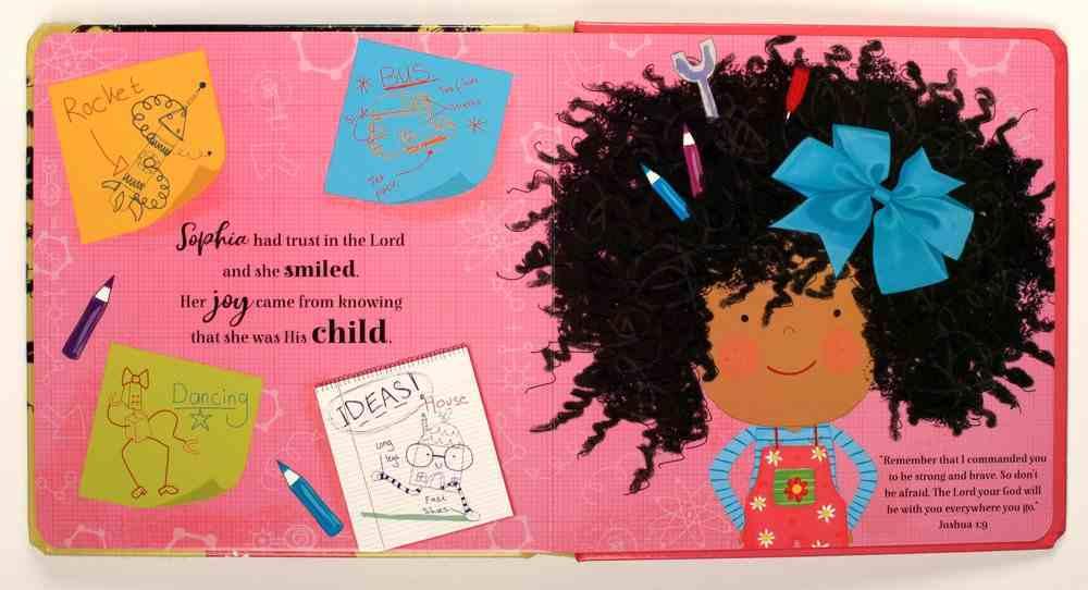 Sophia Sparks: God's Little Inventor Padded Board Book