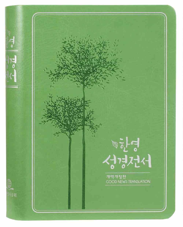 Korean Rnksv/English GNB Parallel Bible (New Korean Standard Version) Imitation Leather