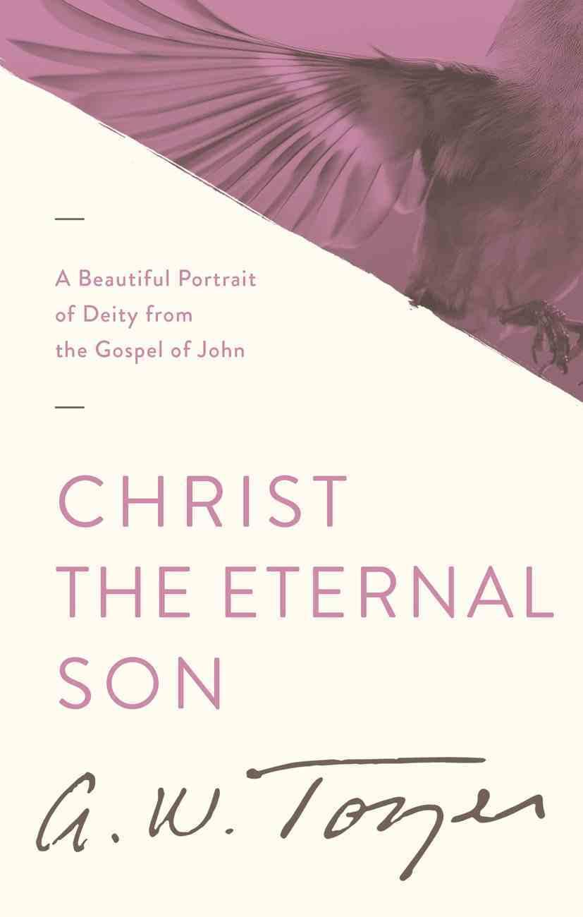 Christ the Eternal Son Paperback