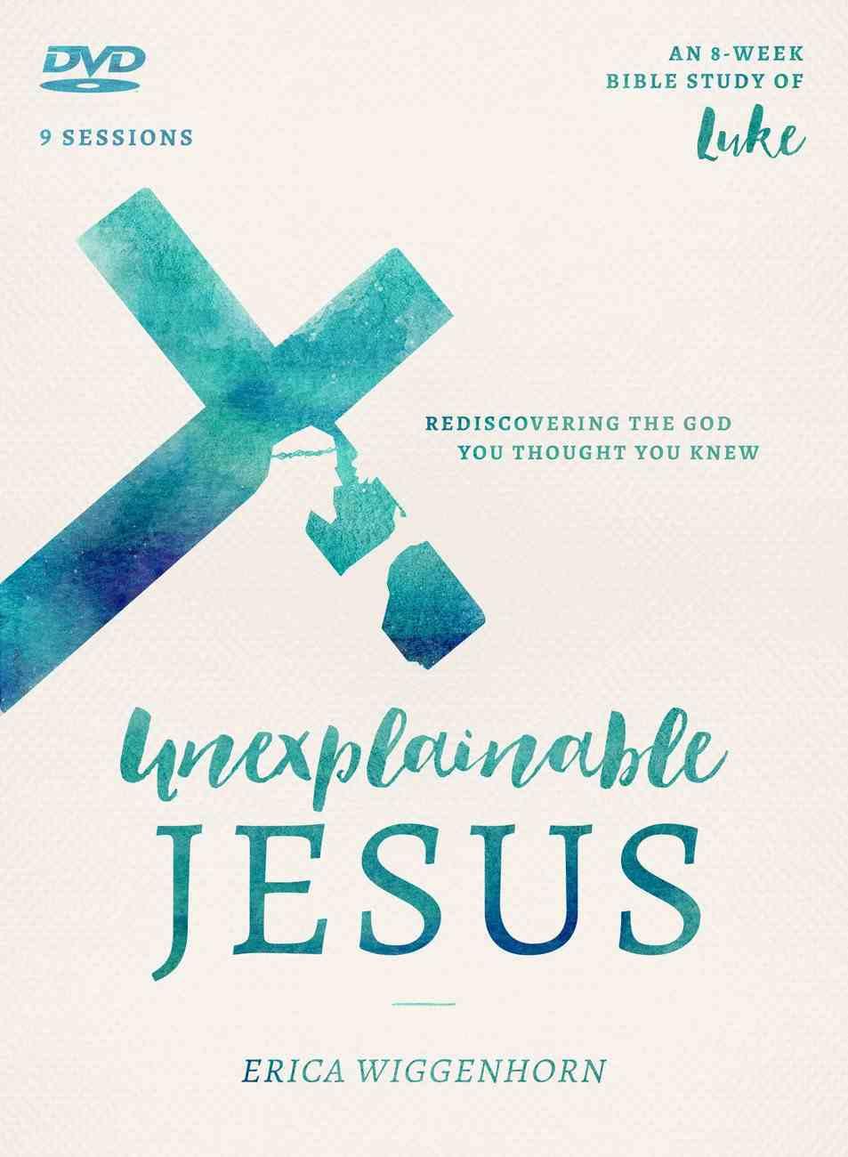 The Unexplainable Jesus (Dvd) DVD
