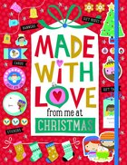 Made With Love From Me At Christmas image