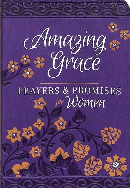 Product: Amazing Grace: Prayers & Promises For Women Image