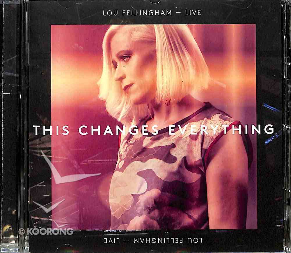 This Changes Everything (Live) CD