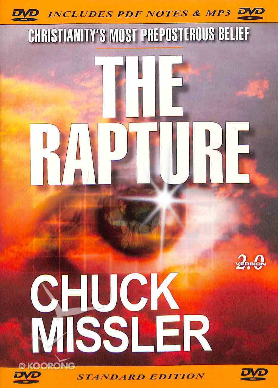 The Rapture DVD