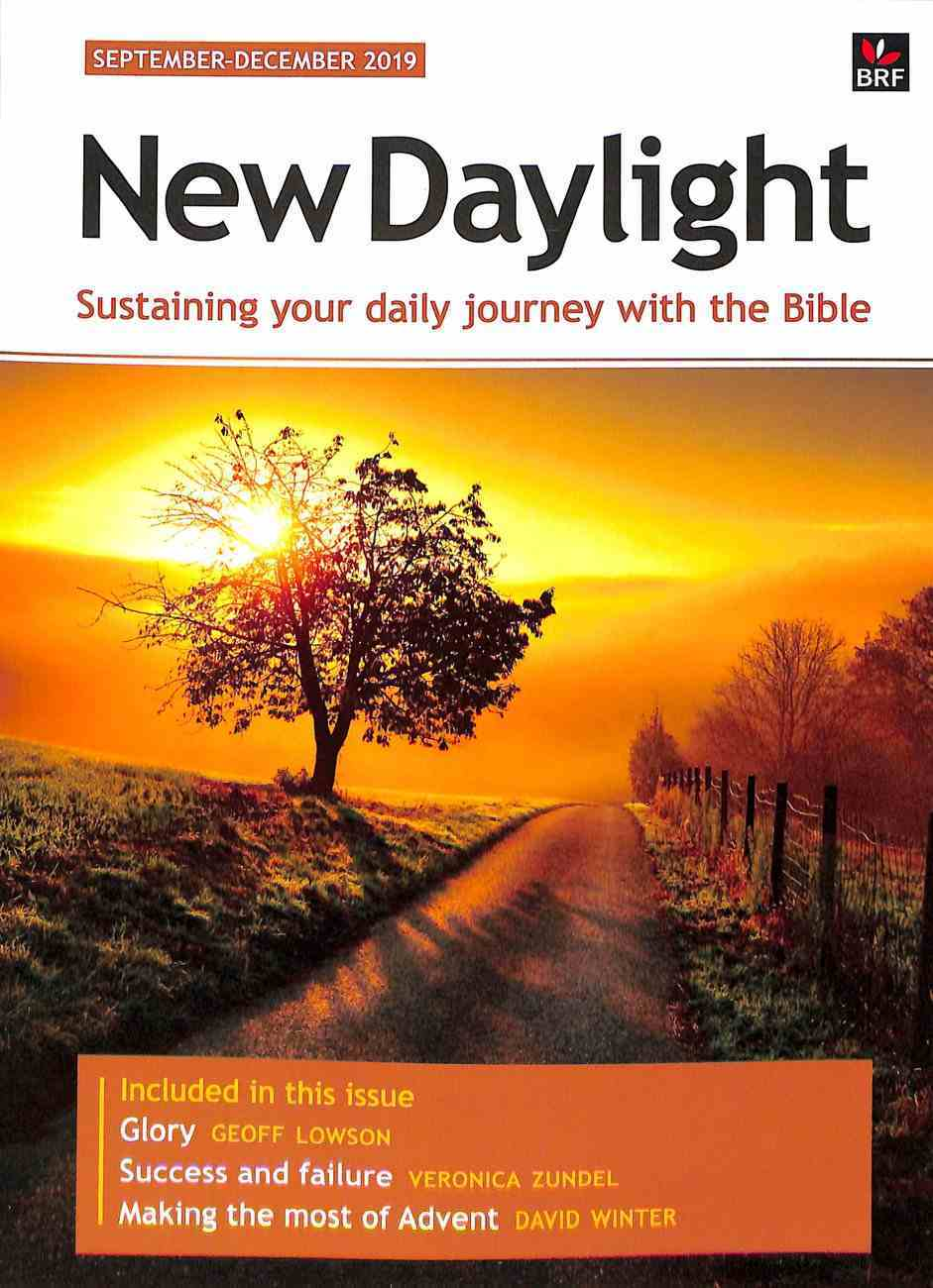 New Daylight Deluxe 2019 #03: Sep-Dec (Large Print) Paperback