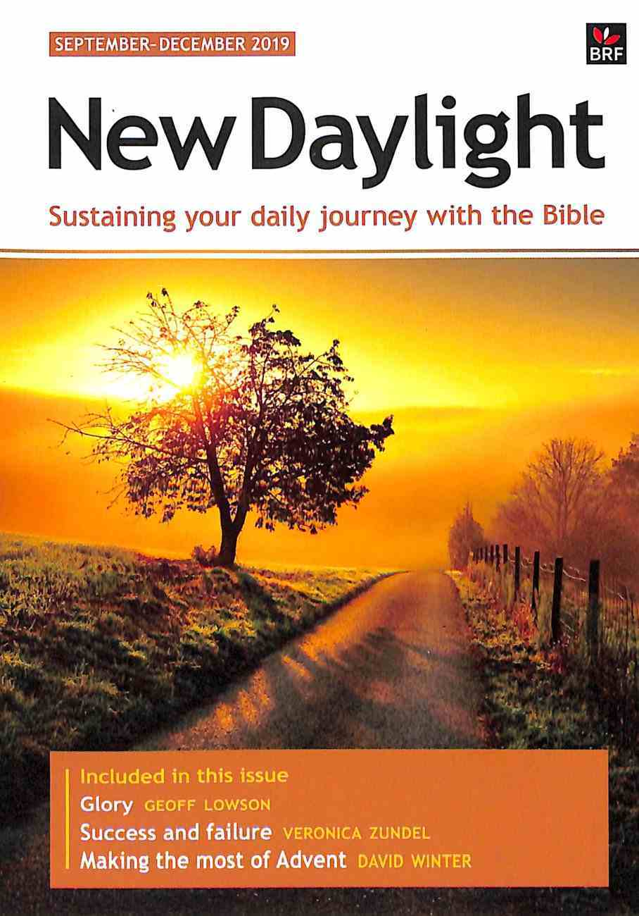 New Daylight 2019 #03: Sep-Dec Paperback