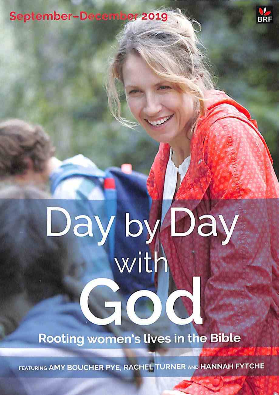 Day By Day With God 2019 #03: Sep-Dec Paperback