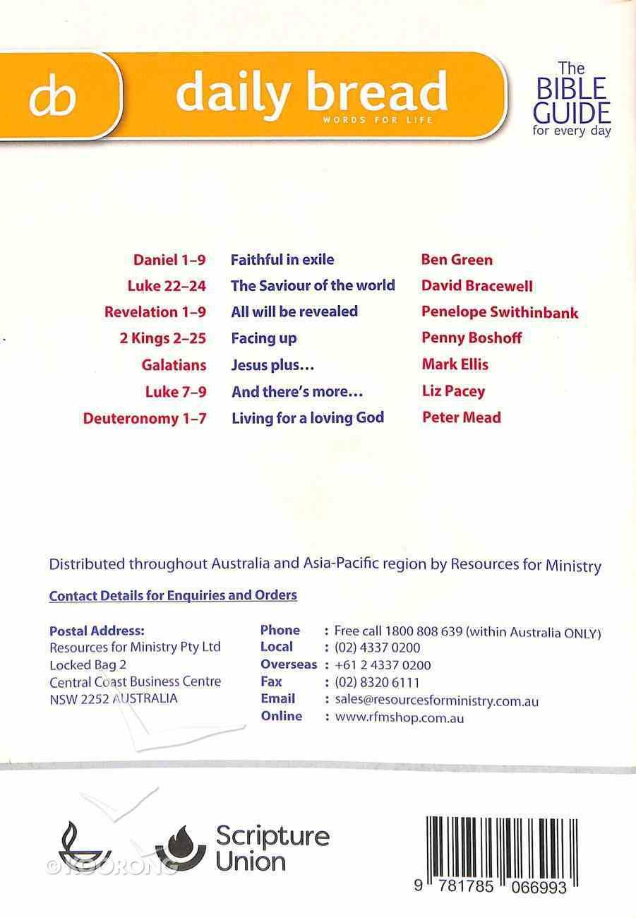 Daily Bread Adults 2019 #02: Apr-Jun Paperback