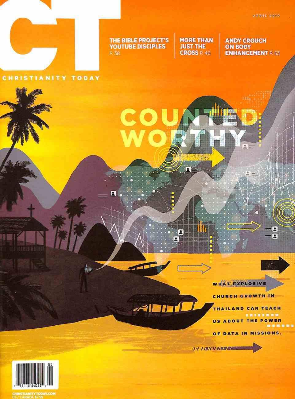 Christianity Today 2019 #04: Apr Magazine