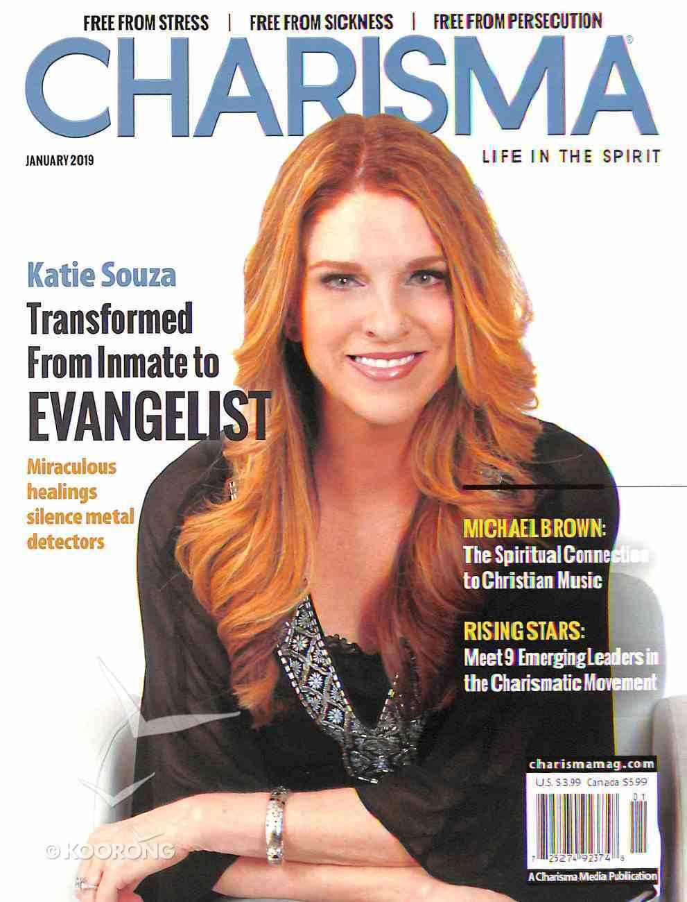 Charisma Magazine 2019 #01: Jan Magazine