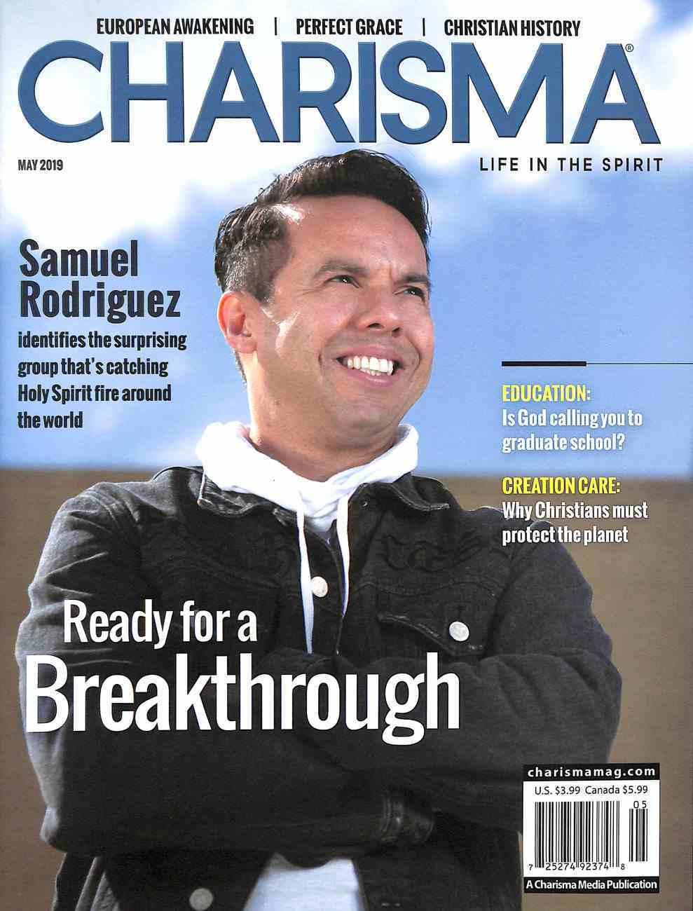 Charisma Magazine 2019 #05: May Magazine