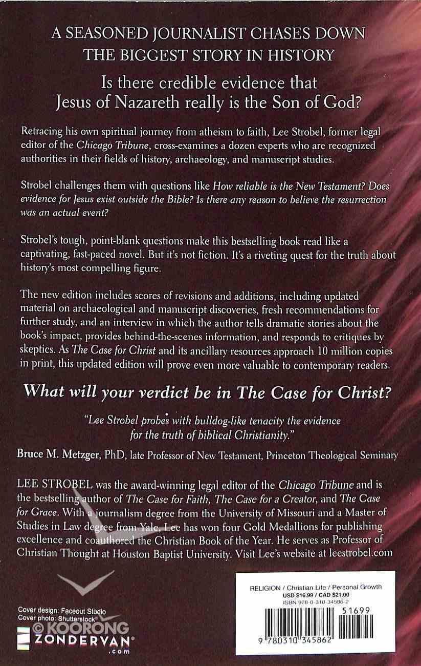 """Lee Strobel """"Case For"""" Collection 3-Pack (3 Vols) Pack"""