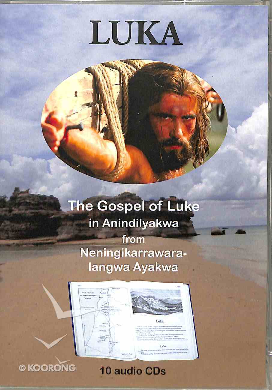 Anindilyakwa Gospel of Luke (Cd Set) CD