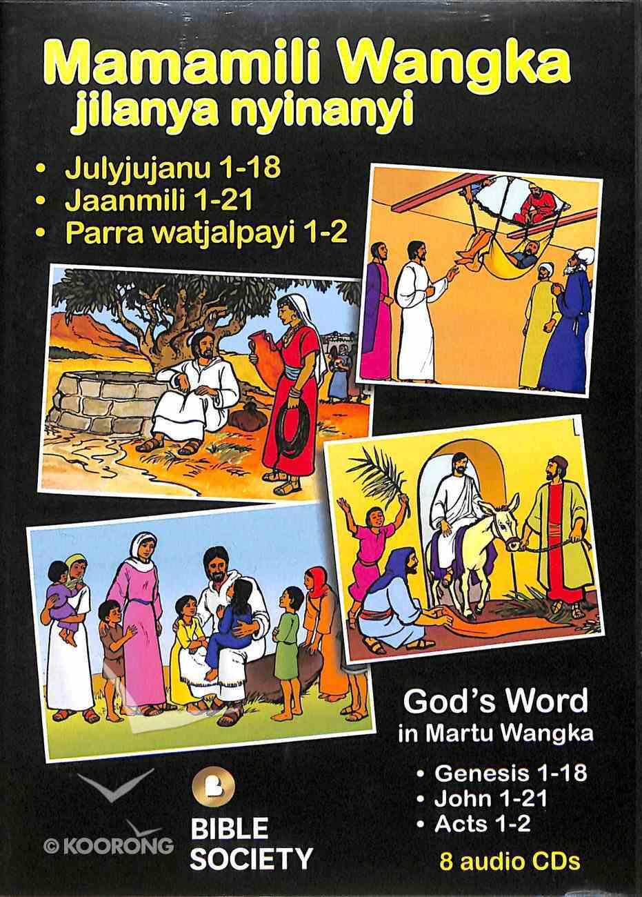 God's Word (Martu Wangka) (8 Cd Set) CD