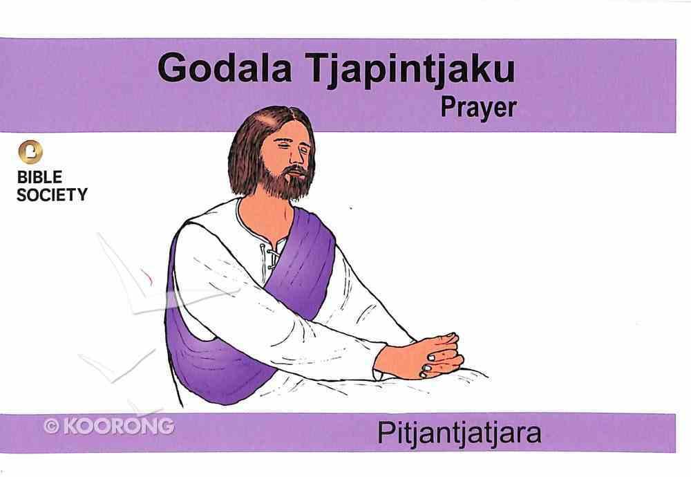 Prayer (Pitjantjatjara) Booklet
