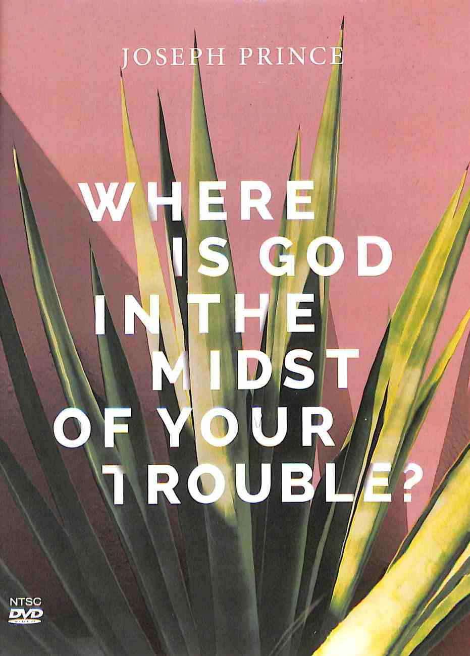 Where is God in the Midst of Your Trouble? (4 Dvds) DVD