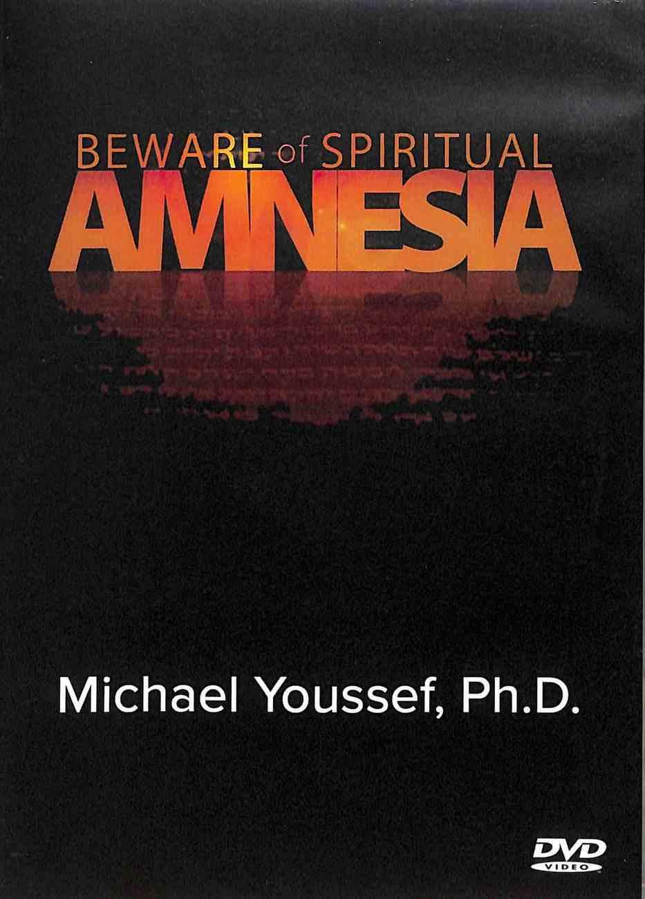 Beware of Spiritual Amnesia DVD