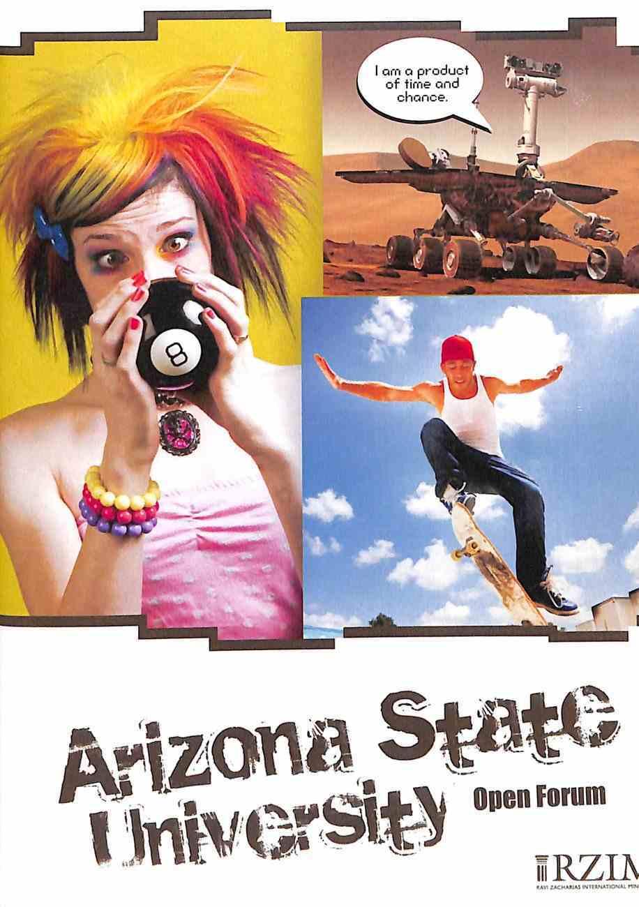 Arizona State University: Open Forum (2 Dvd Set) DVD